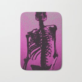 Skeleton Bath Mat