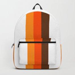Harvest Rainbow - Straight Backpack