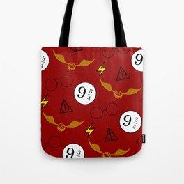 Retro HP Tote Bag