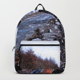 Trial Through Silent Hill Backpack