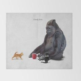 I Should, Koko Throw Blanket