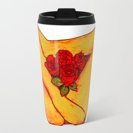 Full Bloom Travel Mug