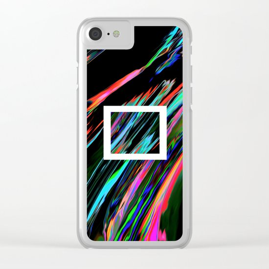 Ivi Clear iPhone Case