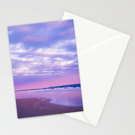Cotton Candy Sky  Stationery Cards