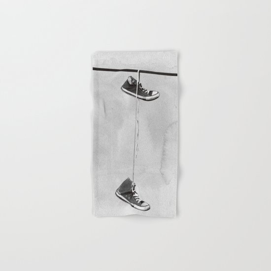 hanging Hand & Bath Towel