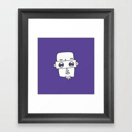 Faces 02 Framed Art Print