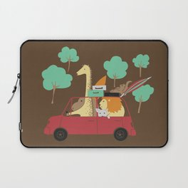 Vacations Laptop Sleeve
