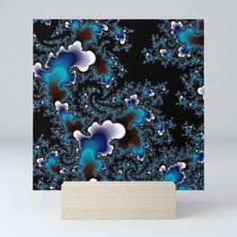 Bayou Fractal Mini Art Print