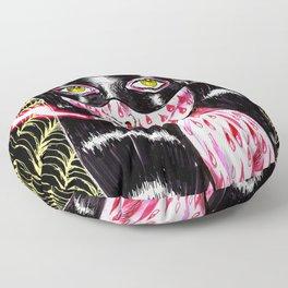 Spidergirl Floor Pillow