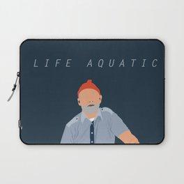 The life aquatic Laptop Sleeve