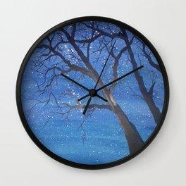 Dreamer I Wall Clock