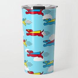 Super Dogs! Travel Mug