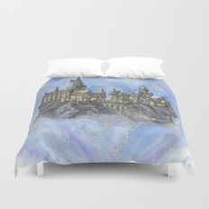 Until the Very End Duvet Cover