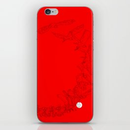Tu independencia iPhone Skin