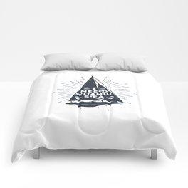 I Need Vitamin Sea Comforters
