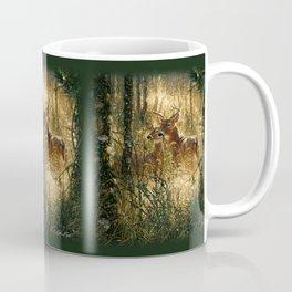 Whitetail Deer - A Golden Moment Coffee Mug