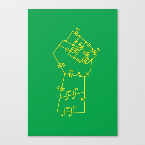 Re-Volt Canvas Print
