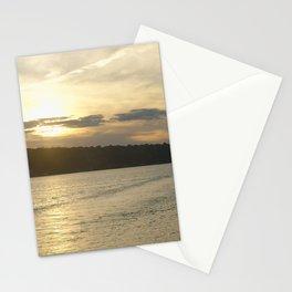 Sunset Lake photography landscape Stationery Cards