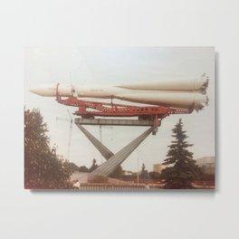 Rocketman Metal Print