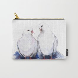 Turtle doves Carry-All Pouch