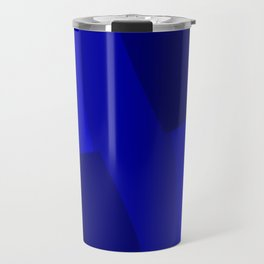 Just Blue #decor #society6 Travel Mug