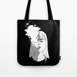 ssssmokin' Tote Bag