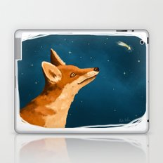 Fox and Stars Laptop & iPad Skin