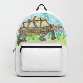 AldabraTortoise Backpack