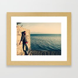 eternity Framed Art Print