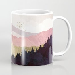 Plum Forest Coffee Mug