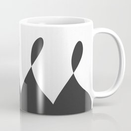 Family of Five Coffee Mug