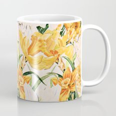 Wordsworth  and daffodils. Mug