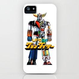 Grendizer - Mazinger Z iPhone Case