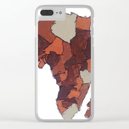 Motherland Clear iPhone Case