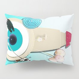 House of Time Pillow Sham