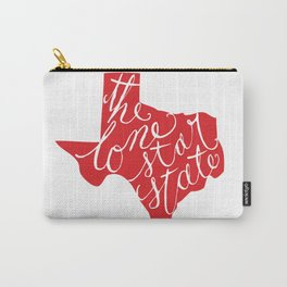 The Lone Star State - Texas Carry-All Pouch