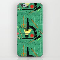 biology iPhone & iPod Skins featuring BIOLOGY by cecimonster