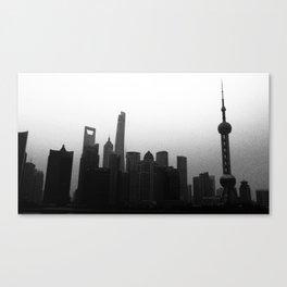Shangai 3 Canvas Print
