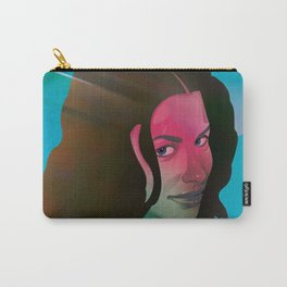 Classy- Evangeline Lilly Carry-All Pouch