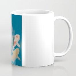 koi {blue} Coffee Mug