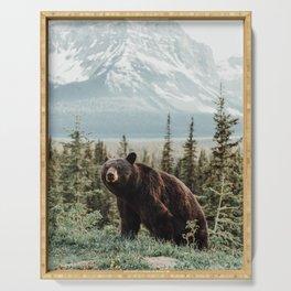 Bear Bear Serving Tray