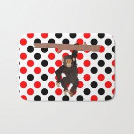 chimp Bath Mat