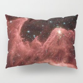 cassiopeia and the raging towers of poseidon | space 006 Pillow Sham