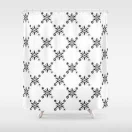 Monster Chic Shower Curtain