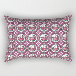 Xyta Pattern Rectangular Pillow