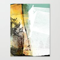 science Canvas Prints featuring science by jastudio