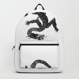Dragon sketch Backpack