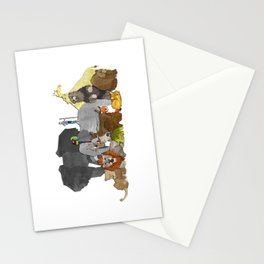 noah's ark Stationery Cards