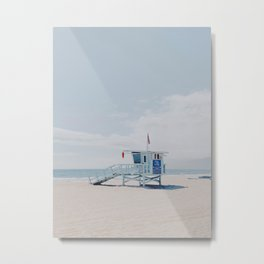 no lifeguard ii Metal Print