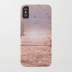 fantasy garden °3 Slim Case iPhone X